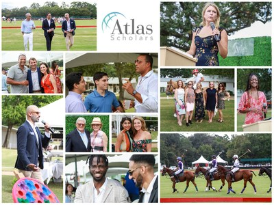 Atlas Scholars First Fundraiser, Sunday for Scholars, at Houston Polo Club. Photo by Charles Dante.
