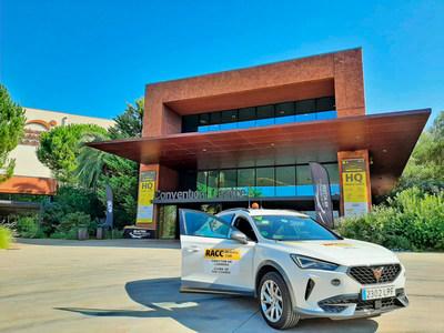 PortAventura Convention Centre for Rally RACC Catalunya-Costa Daurada