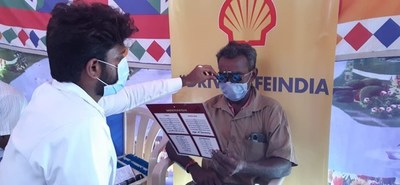 Shell DriveSafeIndia Program