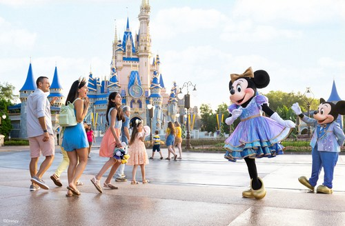 Visit Orlando's Most Magical Gathering Contest will reunite one winner and up to 49 friends and family with an experience of a lifetime in Orlando and at Walt Disney World Resort.