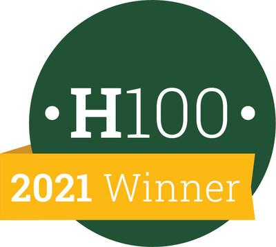 2021 Healthiest Employer Badge