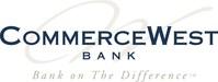 CommerceWest Bank Logo (PRNewsFoto/CommerceWest Bank)