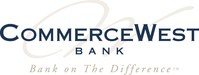 CommerceWest Bank Logo (PRNewsFoto/CommerceWest Bank) (PRNewsFoto/CommerceWest Bank)