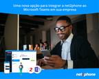 Net2phone apresenta Phone App para Microsoft Teams...