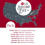 LG Hits The Road To Give A 'Second Life' To Unwanted Clothing...