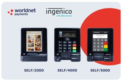 Worldnet partners with Ingenico to serve the self-service retail industry,  Worldnet Payments became the first integrated payments platform to complete a Level III EMV and Contactless certification of the Self Series from Ingenico.