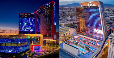 Architecture firm Steelman Partners transformed Las Vegas' skyline twice over the past year with the opening of Circa Resort & Casino and Resorts World Las Vegas.