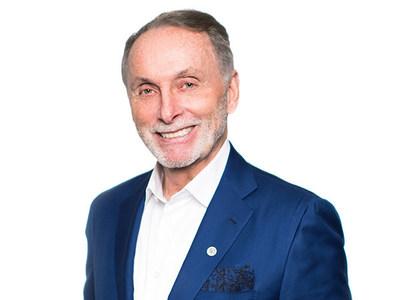 Barry F. Lorenzetti, président, chef de la direction et fondateur de BFL CANADA (Groupe CNW/BFL CANADA risques et assurances inc.)
