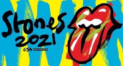 Rolling Stones 2021 logo