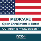 NCOA Offers Simple Guide to Medicare Open Enrollment