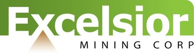 Excelsior Mining Corp. Logo (CNW Group/Excelsior Mining Corp.)