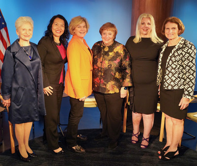 Women Business Collaborative (WBC) with Ascend, C200 and Catalyst, has released the second annual report highlighting Women CEOs in America: Changing the Face of Business Leadership. Photo credit Patricia McDougall