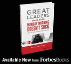 Leadership Expert Writes Actionable Guide for Leaders to Create Mondays Worth Waiting For