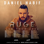 """Daniel Habif Will Take His New """"Ruge"""" Tour To More Than 25 Cities ..."""