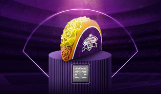 Taco Bell's® Steal a Base, Steal a Taco Makes History - Its 10th