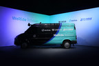 WeRide unveils China's first Level 4 self-driving cargo van, WeRide Robovan in cooperation with Jiangling Motors and ZTO Express for smart urban logistics