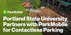 ParkMobile Partners with Portland State University to Provide...