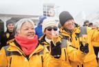 官方消息:夸克探险队将从11月25日开始返回南极!