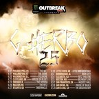 Platinum-Selling G Herbo Hits The Road With The Monster Energy Outbreak Tour