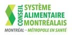 蒙特利尔粮食政策理事会:危机时期的恢复力报告