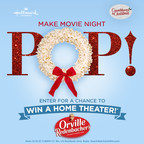 """Orville Redenbacher's And Hallmark Channel Team Up For """"Snack, Watch And Win"""" Sweepstakes"""