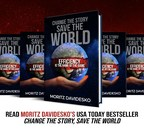 Change The Story, Save The World, USA Today and Wall Street Journal best-selling book by author Moritz Davidesko, published by Leaders Press