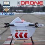 UBC商业运营的无人机交付加拿大项目