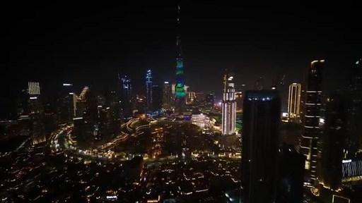 Huawei Digital Power ilumina Dubái e insta a realizar esfuerzos colectivos para lograr una sociedad inteligente y con bajas emisiones de carbono