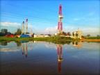 Sinopec coloca em operação o maior cluster de armazenamento de gás do norte da China com fornecimento de dez bilhões de metros cúbicos de armazenamento de gás