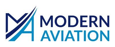 Modern Logo (PRNewsfoto/Modern Aviation)