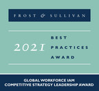Frost & Sullivan Recognizes Ping Identity with 2021...