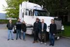 加拿大Hydra能源第一公司将向付费车队客户交付一辆氢转换重型汽车