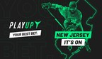 PlayUp live in NJ, enters US's largest sports betting market