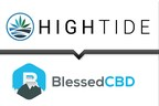 High Tide Closes Acquisition of Blessed CBD and Enters U.K. Market...