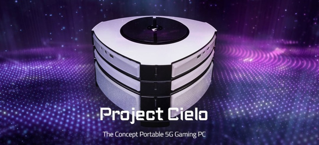 TAIPEI, Oct. 19, 2021 /PRNewswire/ -- GIGABYTE, a leading manufacturer of motherboards and graphics cards, showcased a new concept 5G gaming PC, Project Cielo by AORUS. Combining 5G connectivity, modular design, and portability, Project Cielo, which stands fo…