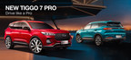 Chery PRO Series Selling Well Globally with New Tiggo 7 PRO Model ...