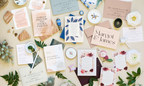 Minted And Brides Partner On Exclusive Stationery Collection...