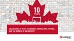 西斯班造船厂庆祝在加拿大根据国家造船战略建造船舶10周年