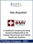 Impel Capital Has Acquired OMV Medical, Inc.