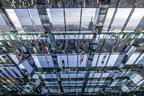 Nová, dynamická pohlcujúca inštalácia Art od Kenza Digital bude v SUMMIT One Vanderbilt umiestnená na panoráme mesta New York.