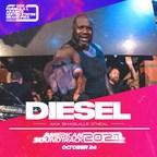 DJ DIESEL to Perform at Formula 1 United States Grand Prix