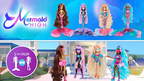 Spin Master Makes a Splash With New Mermaid High™ Fashion Dolls and Content Series