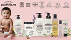 goodnessme a premium range of certified organic baby skin care products, launched by Godrej Consumer Products