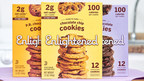 Enlightened Launches Line of Ready-to-Bake Cookies with 0g of Sugar