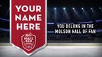 Molson Export and the Montréal Canadiens Introduce the Molson Hall of Fan to Enshrine CH Hockey Fans