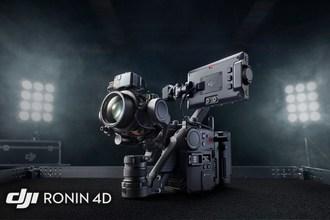 DJI Ronin 4D 4-Axis Cinema Camera Combo Kit