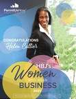 PermitUsNow's President, Helen Callier, Receives HBJ's Women Who mean Business Award