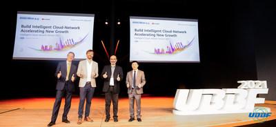 La session « Intelligent Cloud-Network » de l'UBBF 2021 s'est tenue avec succès à Dubaï
