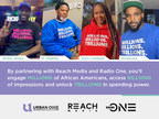 """Reach Media And Radio One, The Audio Divisions Of Urban One, Inc., Unveil The """"millions. Billions. Trillions."""" Movement For Their 2021 Virtual Radio Upfront Experience"""