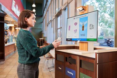 蒂姆·霍顿斯(Tim Hortons)宣布对可堆肥和可回收的新型热饮杯进行试验,在餐厅测试回收技术,并启动使用可重复使用和可回收包装的零废物平台Loop的试点项目